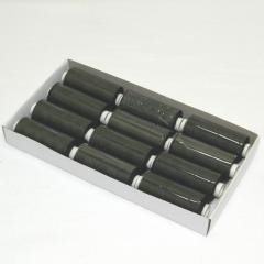 Армированные нитки 20/2 ТМ «Kiwi» в катушках 200 ярдов