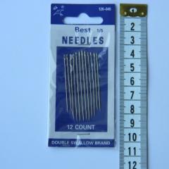 045 Иглы ручные NEEDLES (Иголки для ручного шитья) (657-Л-0016)