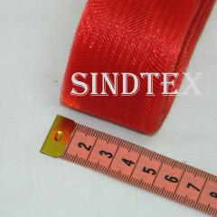 Регилин (кринолин) 40мм (моток-23м) красный (1-2118-Е-49)