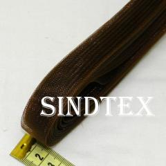23м.Регилин (кринолин) 20мм (23-шоколадный)