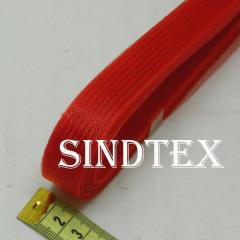23м.Регилин (кринолин) 20мм (04-красный) (1-2118-Е-72)