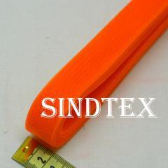 23м.Регилин (кринолин) 20мм (09-оранжевый) (1-2118-Е-80)