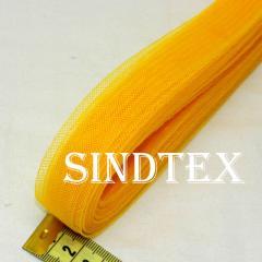 23м.Регилин (кринолин) 20мм (11-апельсин) (1-2118-Е-82)
