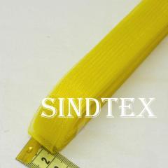 23м.Регилин (кринолин) 20мм (12-желтый) (1-2118-Е-84)