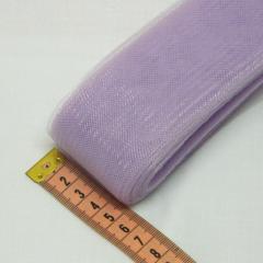 23м.Регилин (кринолин) 50мм (23-тепло-сиренев