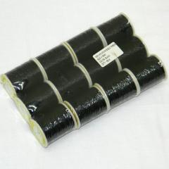 Мононить для бисера тонкая 150 м., черная (657-Л-0033)