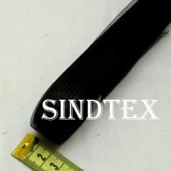 23м.Регилин (кринолин) 20мм (01-черный) (1-2118-Е-54)
