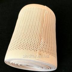 Бандажная перфорированная резинка, ширина 22 см. (657-Л-0501)