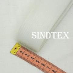 23м.Регилин (кринолин) 40мм (02-белый) (1-2118-Е-53)