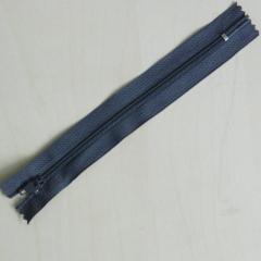 Молния брючная 18 см, серая (6-2426-В-103)