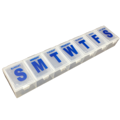 23х4x2см пластиковая тара (органайзер для...