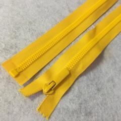 (желтый) Разъемная молния Барышевка 80см (6-2426-В-134)