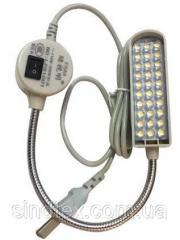 Светильники для швейной машины