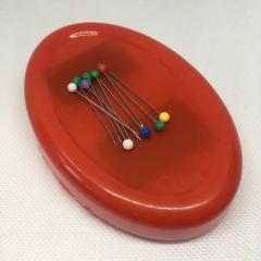 Магнитная подушка для иголок (игольница) (657-Л-0611)