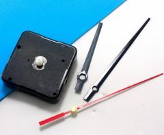 (1 шт) Часовой механизм 55х55 со стрелками с с