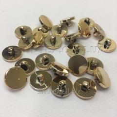 Пуговицы блузочные Ø-10мм цвет: золото (1-2008-Ю-0003)