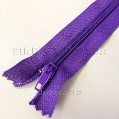 Молния брючная 18 см, фиолетовая (6-2426-В-173)