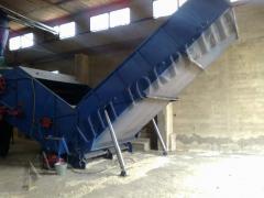Loading bunker