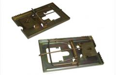 Mousetrap iron, traps and means for protection