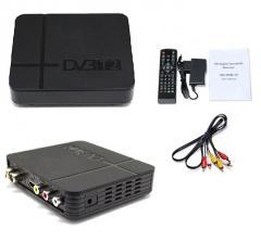 Цифровая приставка DVB T2 (K2) HD Digital