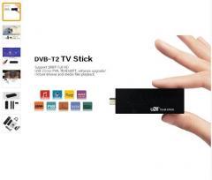 Мини DVB-T2 приставка GOODTV HD Stick, поддержка