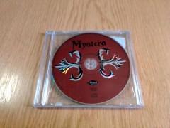 Музыкальный альбом Mystera 12 композиций