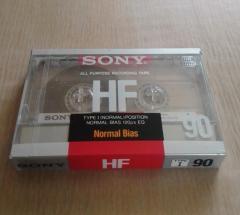 Аудио кассета SONY HF 90 новая