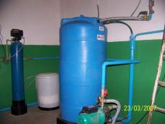 Chemical water treatment for boiler and furnace