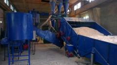 Установки для сушки древесной щепы