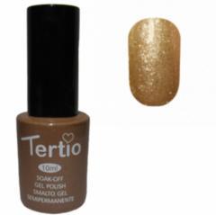 Гель-лак Tertio № 172 (светло-коричневый с