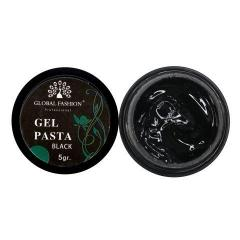 Гель-паста Global Fashion 5мл,  черный