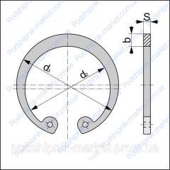Двн072 (GITO ) стопорное кольцо