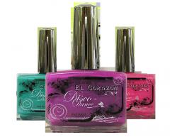 Лаки для ногтей серия Disco-Dance от EL Corazon®