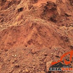 Суглинок песок глинистый