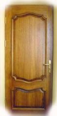 Двери, сосна