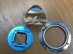 Линза для светодиодной матрицы 20-100W SL-67/1