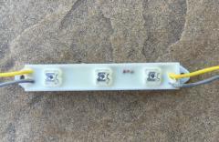 Светодиодный модуль пиранья MP-3Y120* желтый...