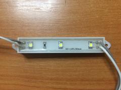 Светодиодный модуль SMD 3528-3СW 120*...