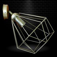 Настенный светильник, спот поворотный, потолочная