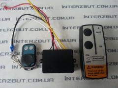 Дистанційний пуль управління для електромехан