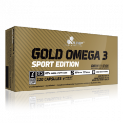 Olimp Gold Omega 3 Sport Edition 3