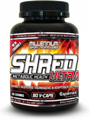 Millennium Sport Technologies Shred-Ultra