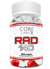 RAD-140 Core Labs