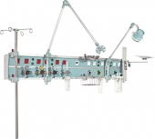 Modules for resuscitation and chambers of