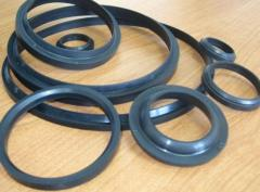 Cuffs for pneumatic cylinders