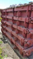Reinforced concrete constructions (RCC)