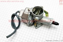 Карбюратор СВ/CG-150 (дросель под трос) на