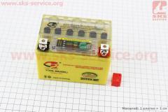 Аккумулятор 4Аh YTX4L-BS гелевый (L113*W70*H85