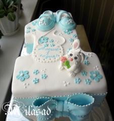 Торт детский на день рождения ребенка,