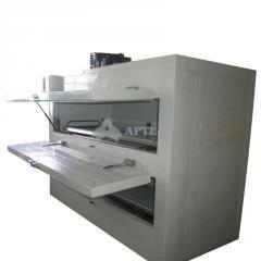 Холодильная камера для морга c боковой загрузкой